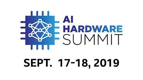 AI Hardware Summit Mountain View