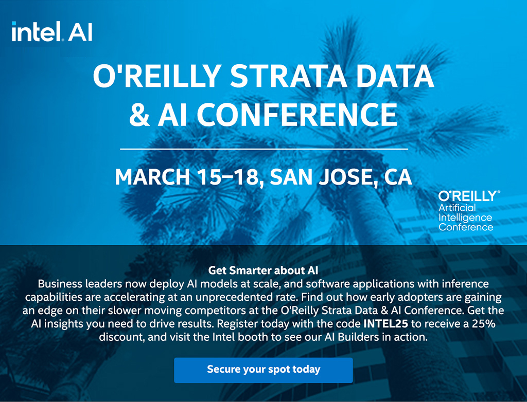 O'Reilly Strata Data & AI Conference