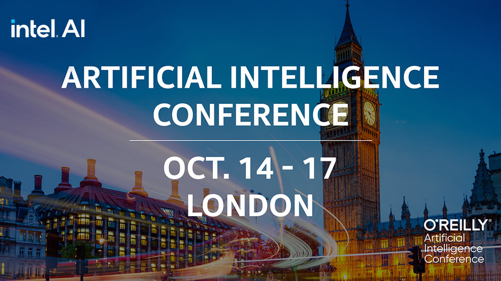 O'Reilly Artificial Intelligence Conference London