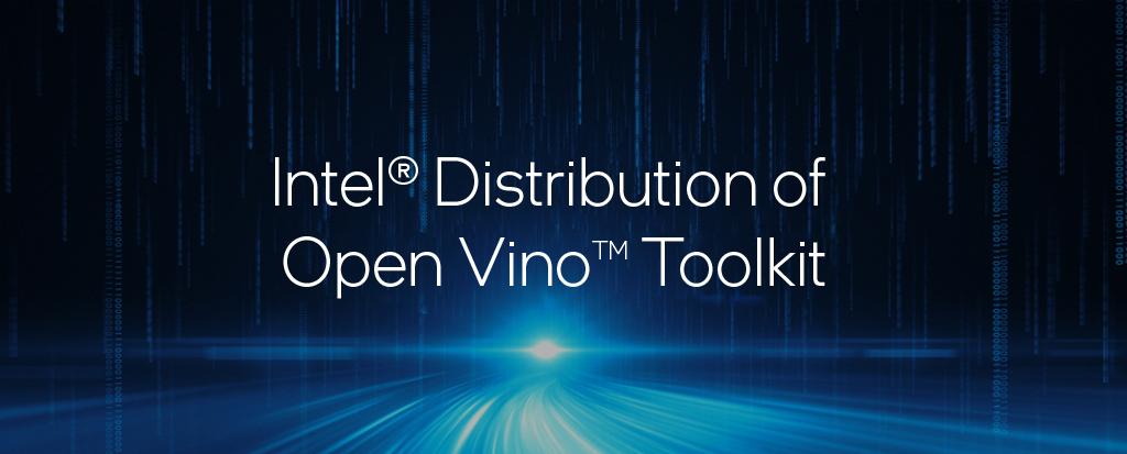 Intel Distribution of OpenVino Toolkit